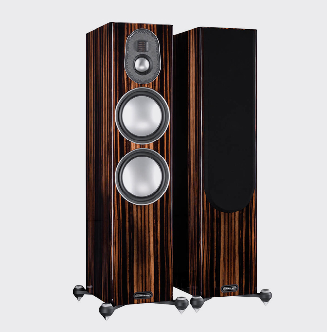 Monitor Audio Gold 300 Pianoglans ebony